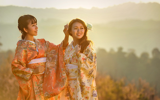 yukata vs kimono